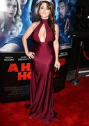 Sophie Dee at the Premiere of A Haunted House 2