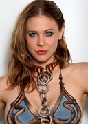 Maitland Ward as Princess Leia