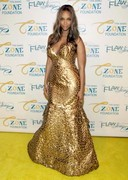 Tyra Banks at a Ball with a Stupid Name