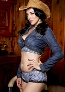 Jelena Jensen is a Horny Cowgirl!