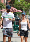 Kaley Cuoco Fills Out a Tank Top!