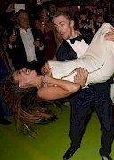 Sofia Vergara's Emmy Dance Update! NIP SLIP!!!