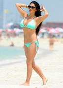 Casey Batchelor in a Bikini in Dubai!