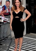 Kelly Brook Looks Incredible for Radio!