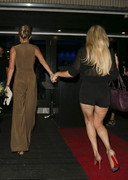 Nicola McLean Kissing Aisleyne Horgan-Wallace!