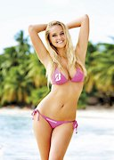 Genevieve Morton Proves Yet again that She is Hotter than Kate Upton!