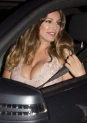 Kelly Brook is Dressed for Attention!