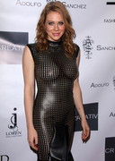 Maitland Ward in a See Through Dress!