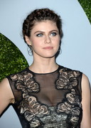 Alexandra Daddario at the 2014 GQ Men of the Year Party!