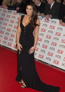Jess Impiazzi and Luisa Zissman Cleavage at the National Television Awards!