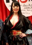 Hitomi Tanaka is Busty at the 2015 Adult Entertainment Expo!