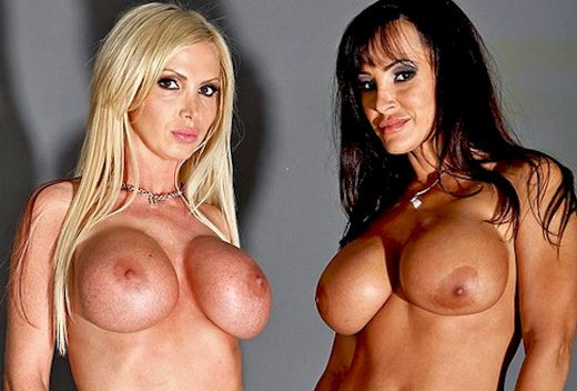 Lisa Ann Files Restraining Order against Nikki Benz Over Twitter Feud!