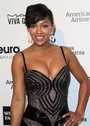 Meagan Good's Cleavage Watched the Oscars!