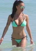 Priscilla Salerno goes Topless at the Beach Again!