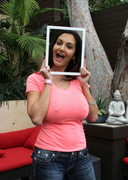 Ava Addams' Boobs are Picture Perfect!