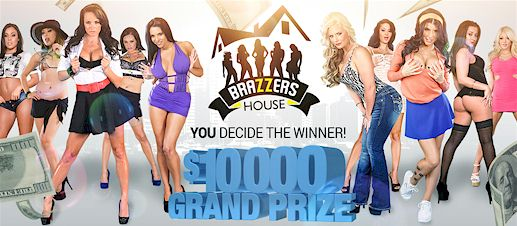 Brazzers House! The Porno Version of Big Brother!