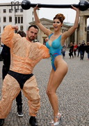 Micaela Schaefer Wants Berlin to Host the Olympics!