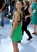 Emily Ratajkowski was Batman Villains at the 2015 MTV Movie Awards!