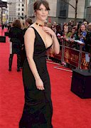 Gemma Arterton Sideboob at The Olivier Awards!