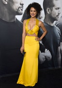 Nathalie Emmanuel's Cleavage is Furious… ly Amazing!!