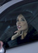 Anissa Kate Solo Show from a Car!