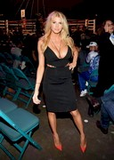Charlotte Mckinney Won the Mayweather VS Pacquiao Fight!