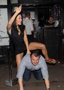 Jess Impiazzi Drunkenly Rides a Man!