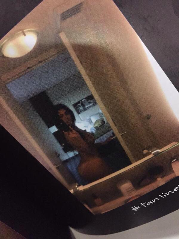 Kim Kardashian Selfie Book has Nudes in It!!