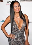 Candace Kita's Cleavage at a Magazine Launch!