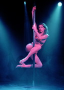 Kelly Brook as a Stripper in Eye Contact!
