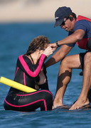 Mariah Carey Spill Out of Wetsuit!! Nip Slip!