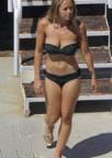 Enora Malagre Topless Sunbathing!