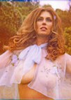 Weird and Topless Outtakes of Diora Baird!