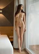 Jasmine A is Nude in Her Bedroom!