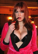 Maitland Ward is Sexy Hugh Hefner!