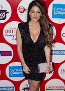 Casey Batchelor Stunk Up the 2015 British Curry Awards!