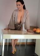 Ewa Sonnet is Serving Boobs for Breakfast!