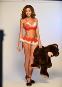 Farrah Abraham Posed in Christmas Lingerie!