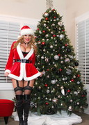 Kelly Madison is the Bad Santa!
