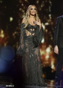 Rita Ora's Cleavage on Stage for the X Factor Series Finale!