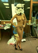 Sexy Stormtroopers because.. Star Wars!