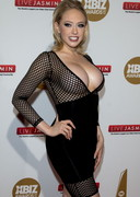 Kagney Linn Karter See Through at the 2016 XBIZ Awards!