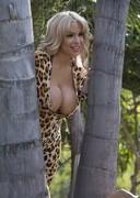 Busty Cougar Alyssa Lynn on the Prowl!
