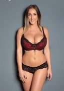 Stacey Poole in Her Underwear!