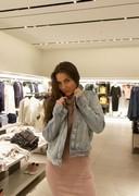 Nina Gitch Shops Commando!